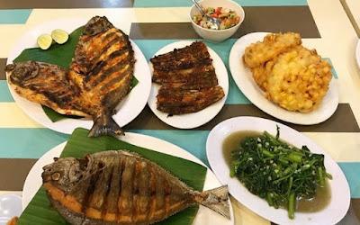 Menikmati Kuliner Ikan Bakar Fukong