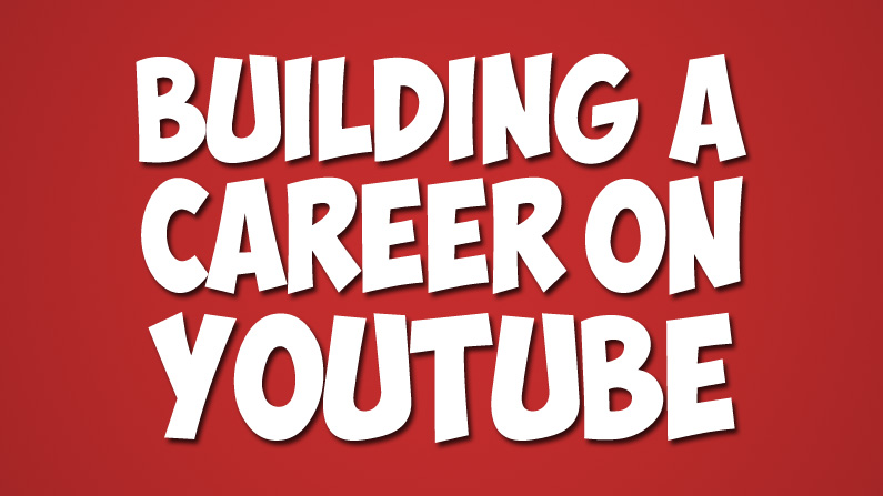 How to Build a Career on YouTube - (5 Steps to Follow)