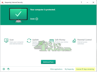 Kaspersky Internet Security 2017 17.0.0.611 Final Full