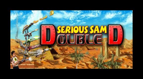 Serious Sam Double D - Katılımsız Oyun
