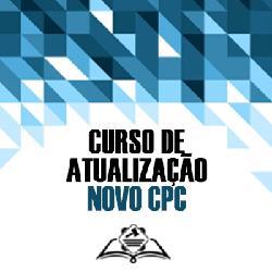 Cupom de Desconto Curso de Atualização sobre o Novo CPC (Código de Processo Civil)