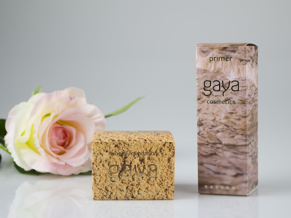 Gaya Cosmetics // Primer & Foundation