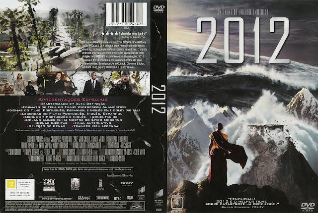 Capa DVD 2012