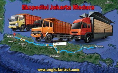 Ekspedisi Jakarta Madura