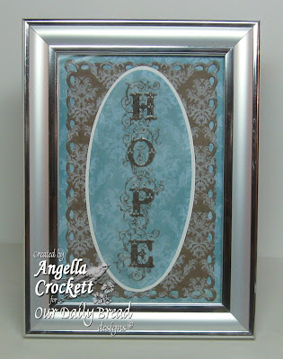 Our Daily Bread designs Designer and Blog Writer Angie Crockett