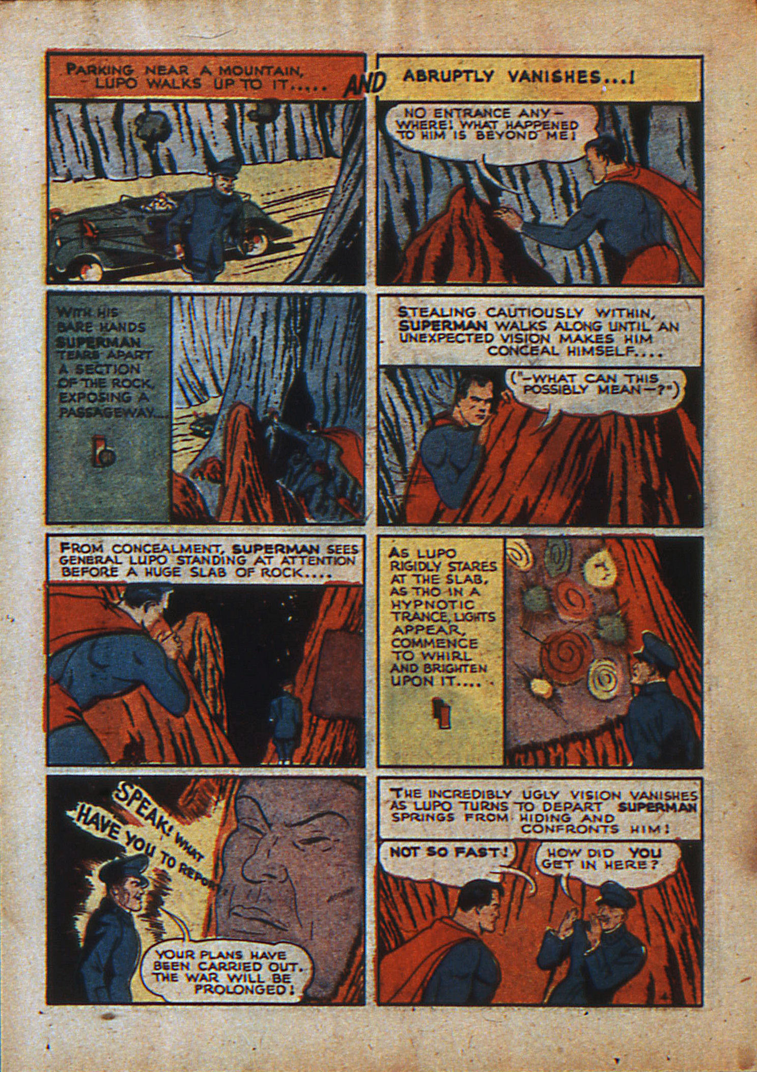 Read online Action Comics (1938) comic -  Issue #23 - 7