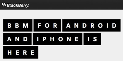 BBM lanzó su Aplicación para iPhone y Android hace unos días, el único contratiempo fue que los usuariostenían que estar en una lista de espera, que tuvo lugar a partir de un par de horas a un máximo un día, tal vez un poco más, si nos fijamos en el publicado por BlackBerry la lista de espera ha terminado. Si tienes amigos que no han conseguido BBM simplemente invitalos a utilizar la aplicación desde BBM.com