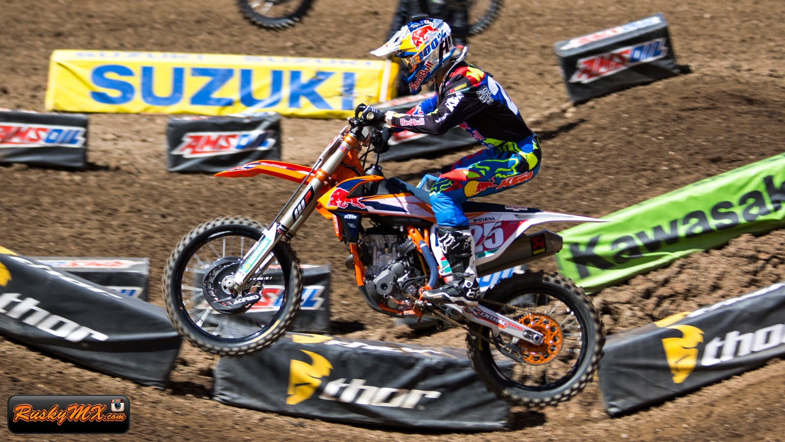 Marvin Musquin Wallpaper MetLife SX