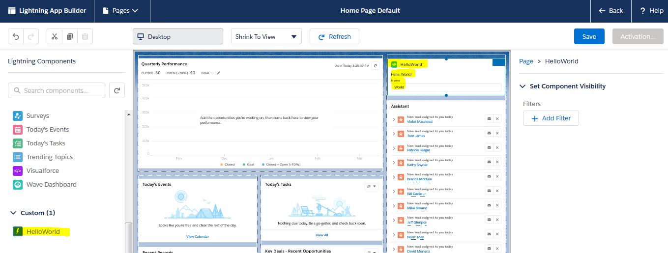 Amit Salesforce | Salesforce Tutorial: Lightning Web
