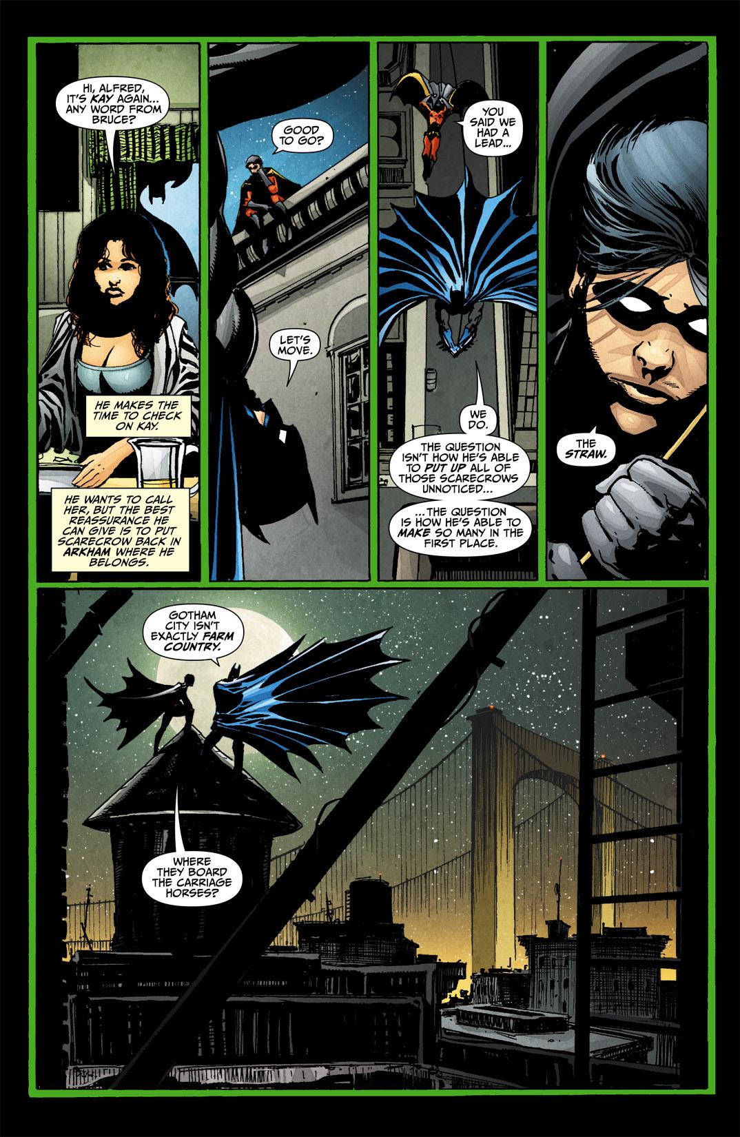 Detective Comics (1937) 836 Page 7