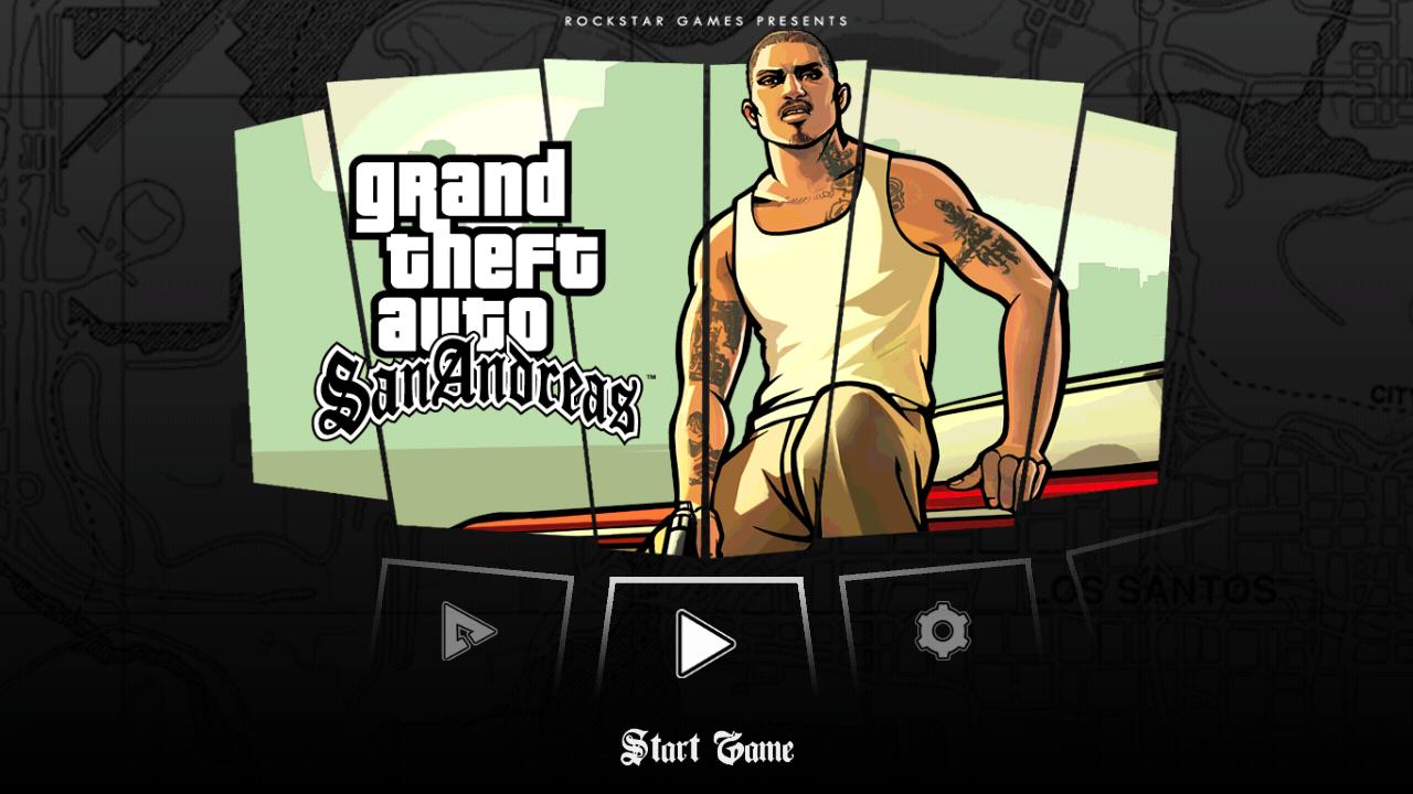 GTA SAN ANDREAS APK+DATA HIGHLY COMPRESSED IN (200MB) - GamerKing