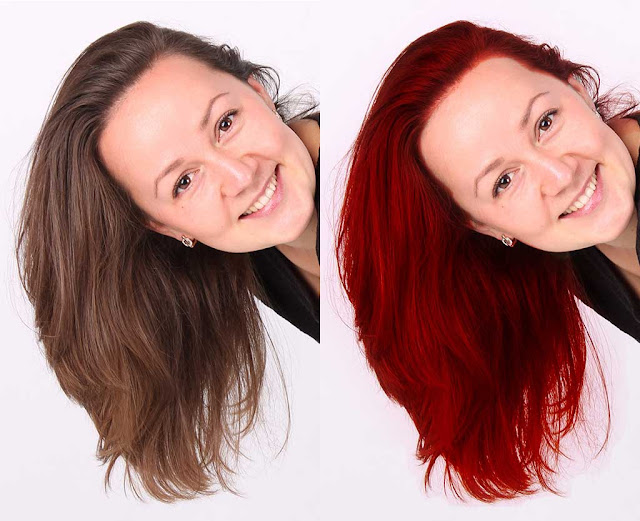 Cara Merubah Warna Rambut Di Paint.NET