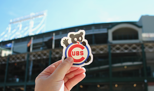 Wrigley Field Chicago Cubs