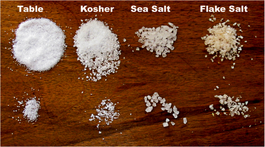 what does kosher salt mean notes from the selmelier kosher salt what is it and 281