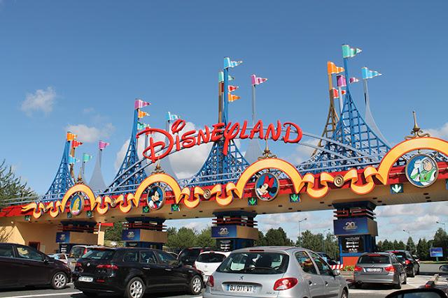 Como ir à Disneyland Paris de carro
