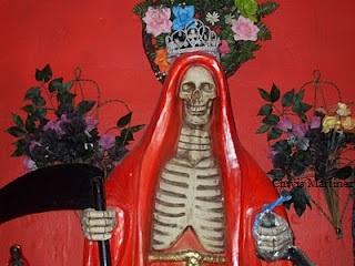 Borderland Beat: Santa Muerte: Inspired and Ritualistic Killings