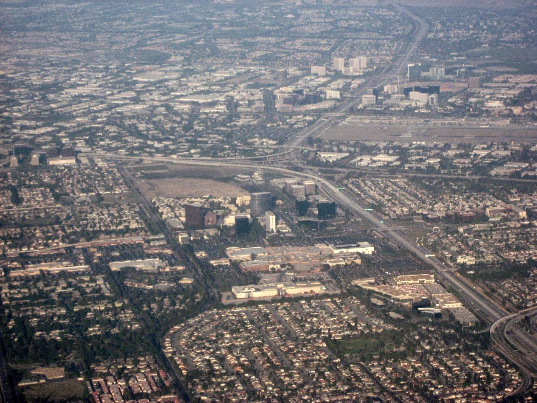John Wayne Airport, Orange County, CA