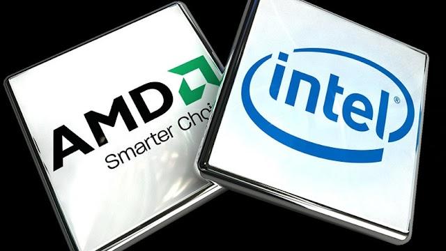 AMD VS INTEL BAGUSAN MANA? Perbandingan Kelemahan & Kelebihan