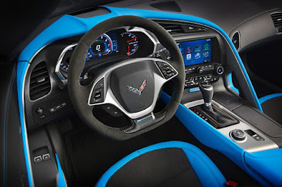 Check Out the 2017 Corvette Grand Sport