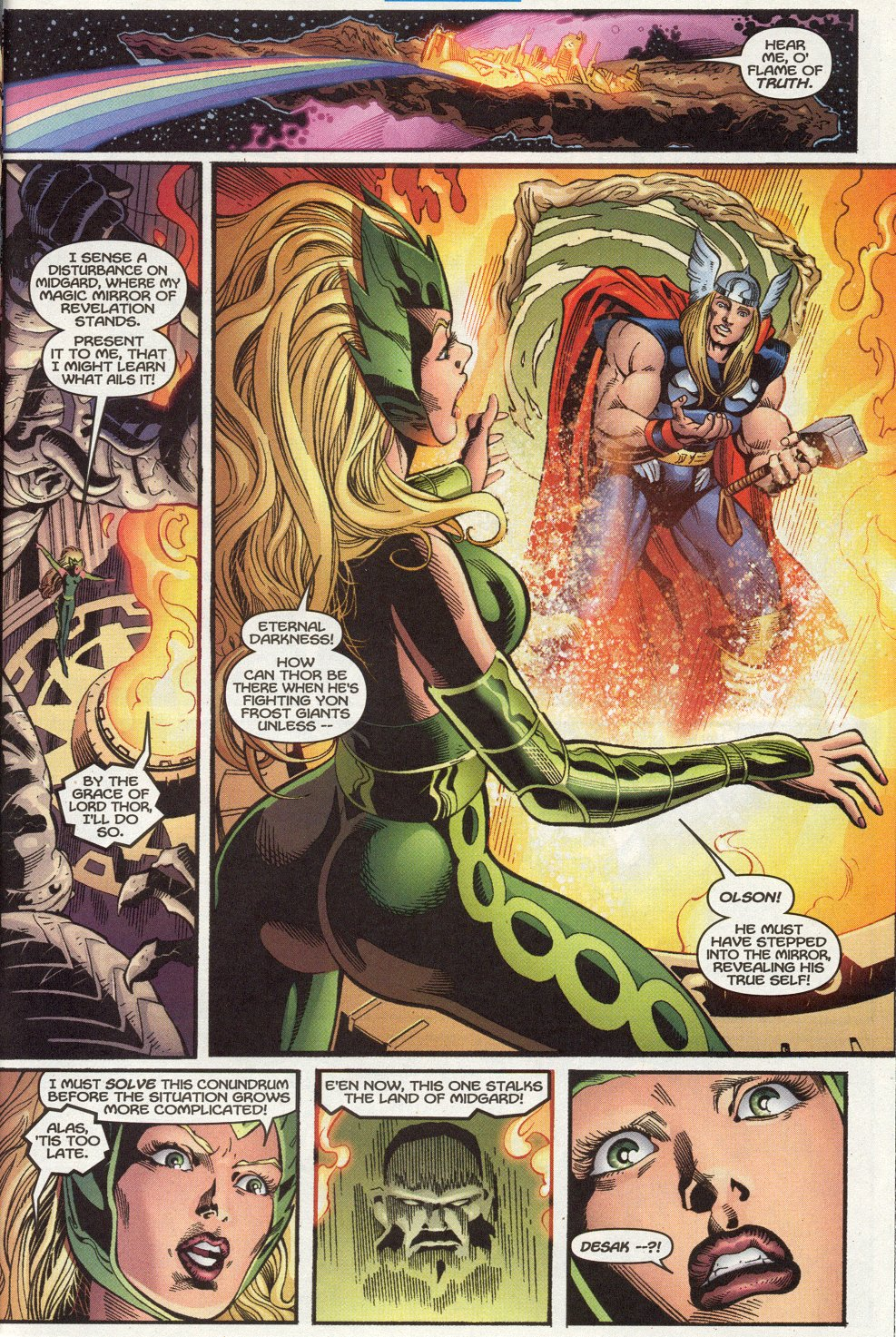Thor (1998) Issue #47 #48 - English 16