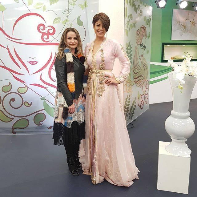 caftan 2018 haute couture - catalogue takchita hiver