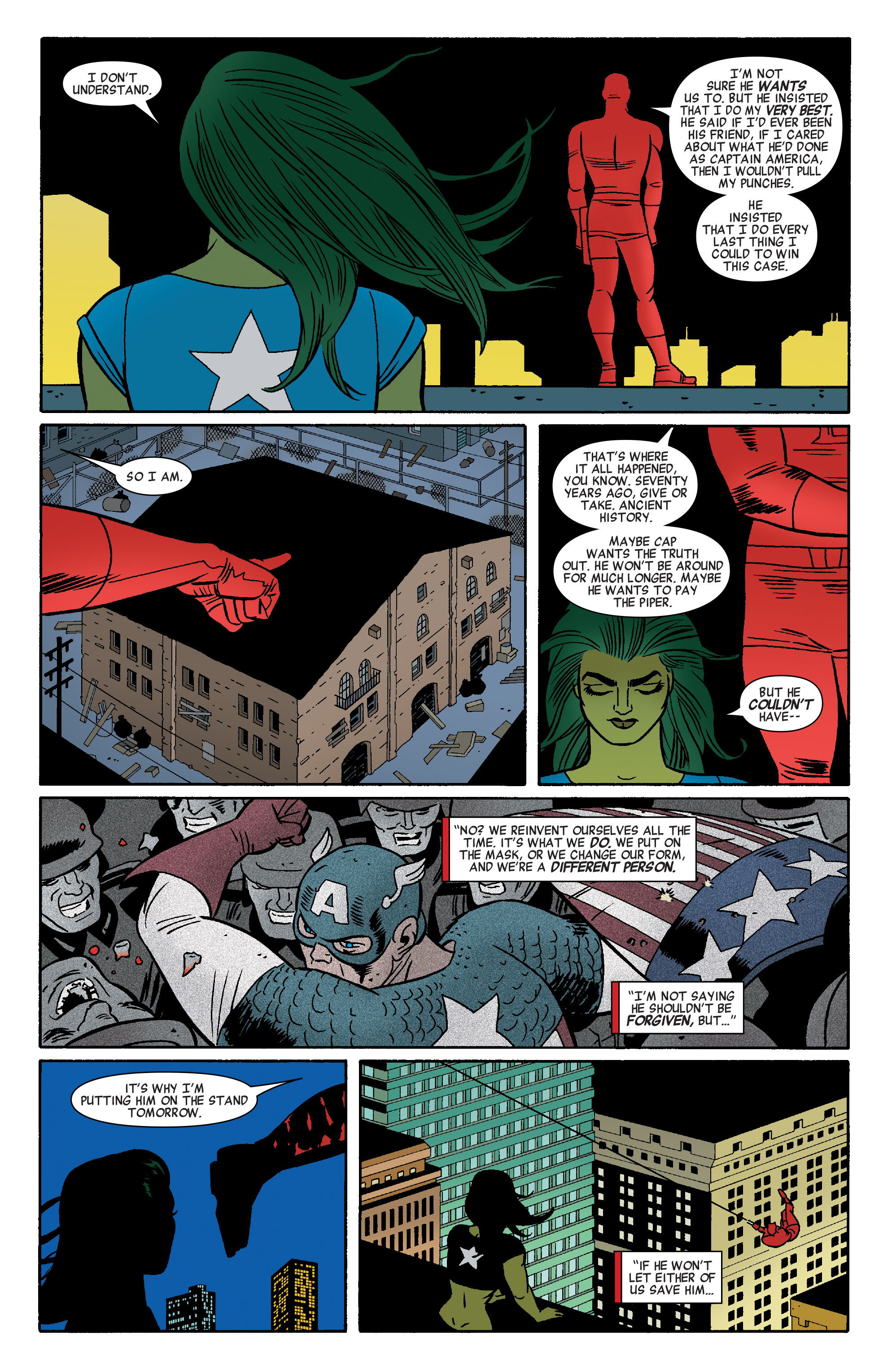 Read online She-Hulk (2014) comic -  Issue #9 - 19