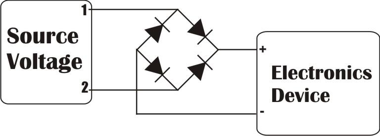 simple source voltage protector