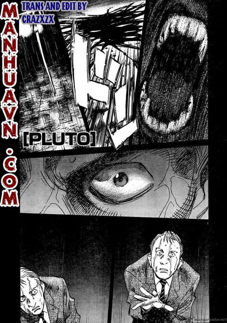 Pluto chapter 49 trang 3