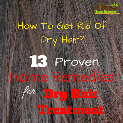 Home Remedies For Dry Hair, Dry Hair Treatment, How To Get Rid Of Dry Hair, Dry Hair, How To Treat Dry Hair, Dry Hair Remedies, Dry Hair Home Remedies, Treatment For Dry Hair,