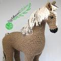 Jak zrobić konia na szydełku?
