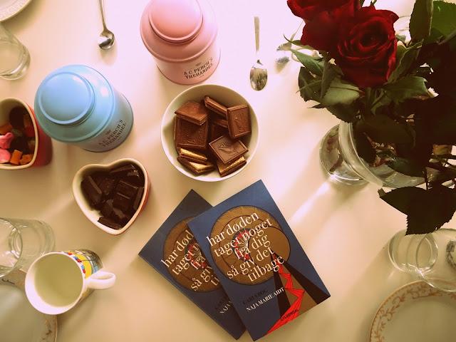 Bogklub Carls bog Naja Marie Aidt