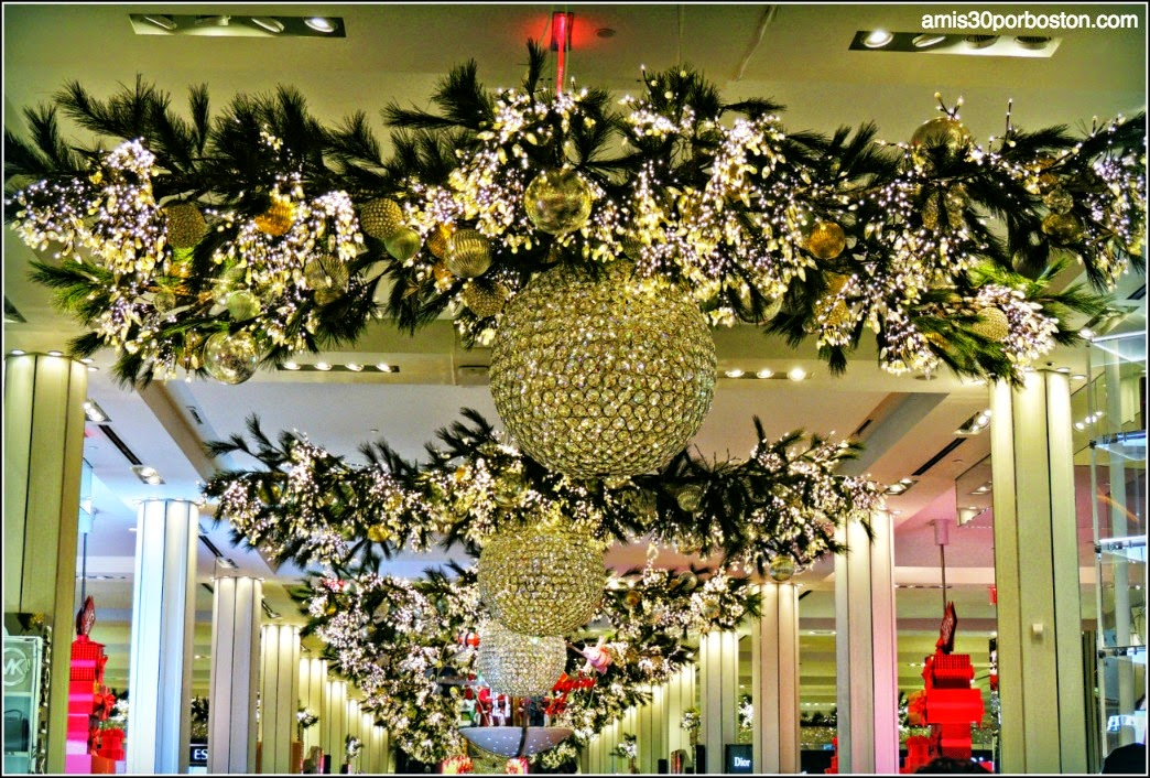 Escaparates de Navidad en Nueva York Macys