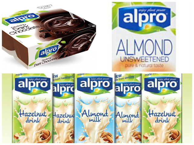 Alpro review food and other loves for Alpro soya cuisine light