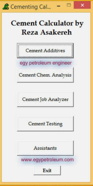 petroleum software