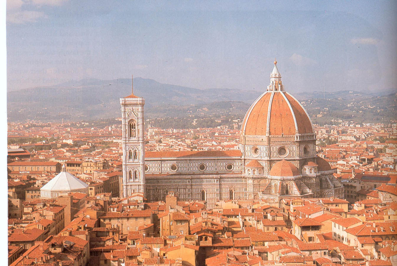 Florence Dome: Arts And Facts: Episode 27: Brunelleschi