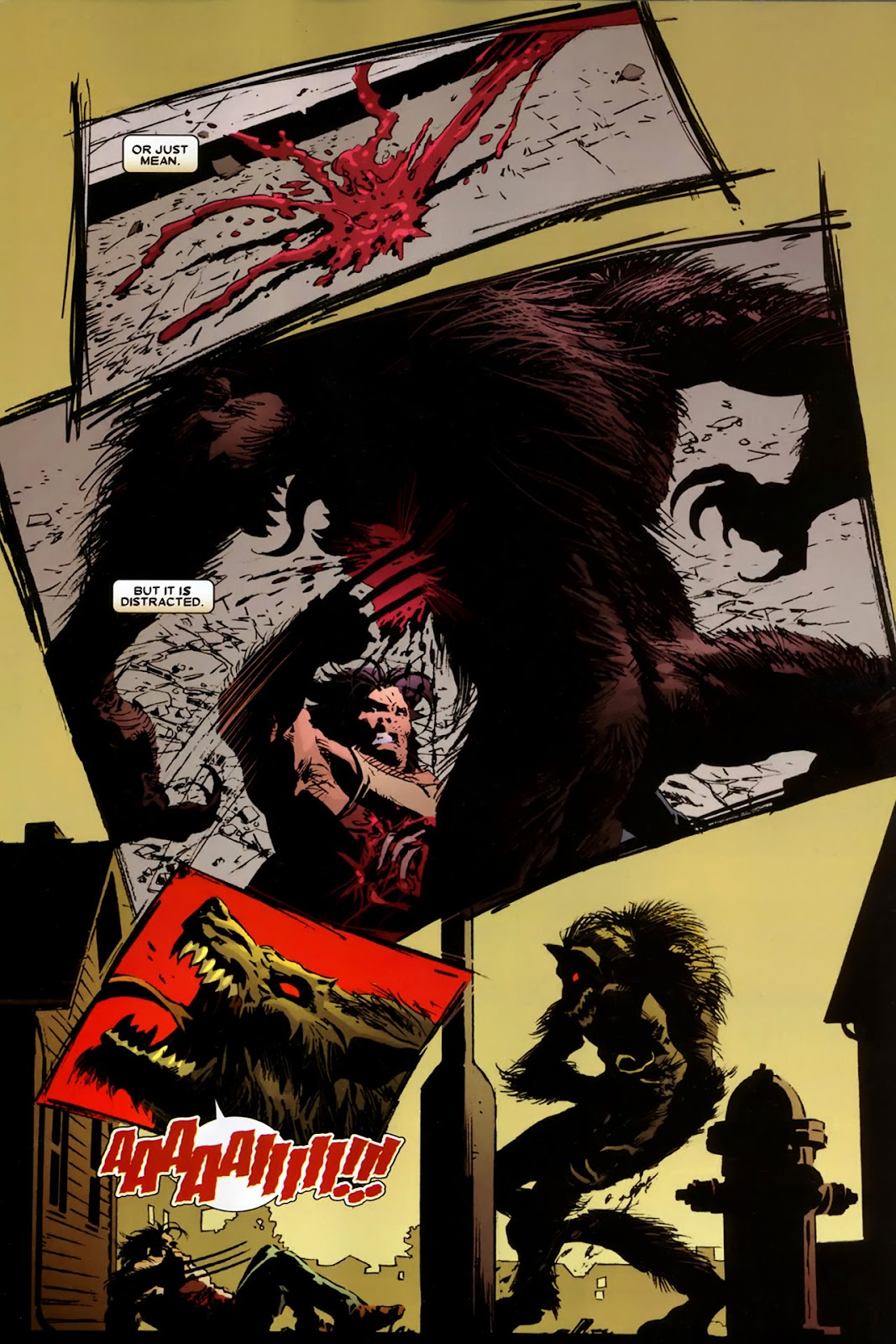 Read online Wolverine (2003) comic -  Issue # Annual 2 - 10