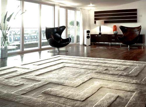 Modern Room Rugs 1