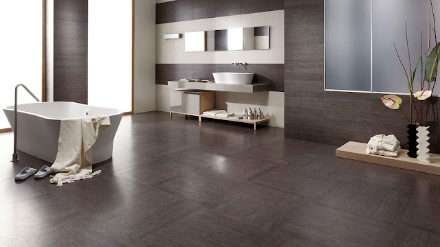 Tiles color and design with color effect of FEEL collection
