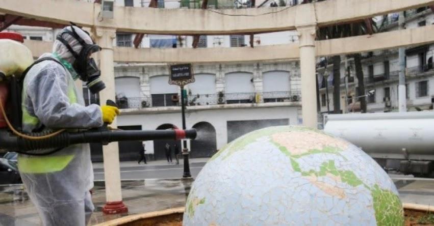 CORONAVIRUS: Pandemia se cobra más de 22 mil fallecidos en todo el mundo