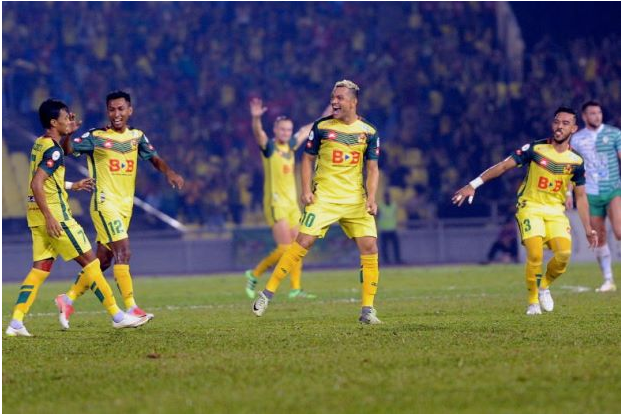 Keputusan Piala Malaysia 2017: Kedah Pesta Gol Di Melaka