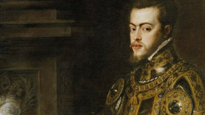 Rei Filipe II do Reino da Espanha