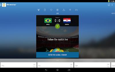 Aplikasi Terbaik Android Untuk Update Piala Dunia