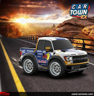 Ford F 150 SVT Raptor 2011 Red Bull
