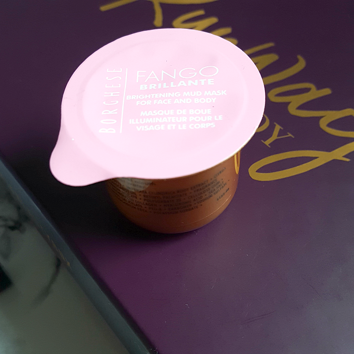 Unboxing: lookfantastic Beauty Box Februar - BORGHESE - Fango Mud Mask