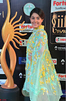 Isha Talwar in Transparent Cute Small mni dress at IIFA Utsavam Awards 2017  Day 2    HD Exclusive Pics 11.JPG
