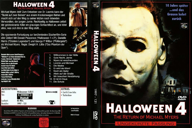 Hello October Michael Myers