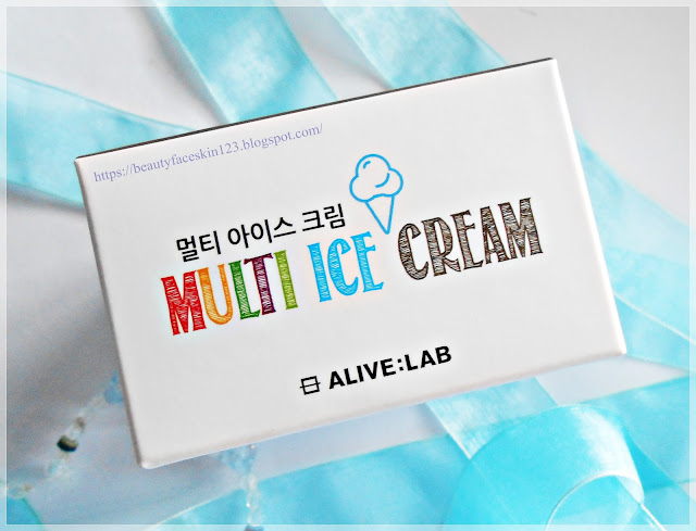 Alive:Lab Multi Ice Cream