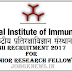 National Institute Of Immunology (NII) Recruitment for Senior Research Fellow Vacancy
