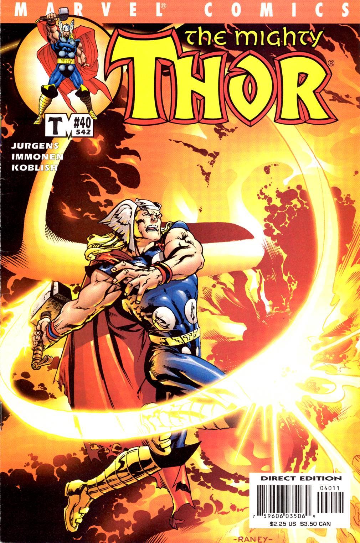 Thor (1998) Issue #40 #41 - English 1