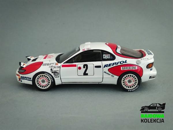 HPI-Racing Toyota Celica ST185, Rajd Monte-Carlo 1992